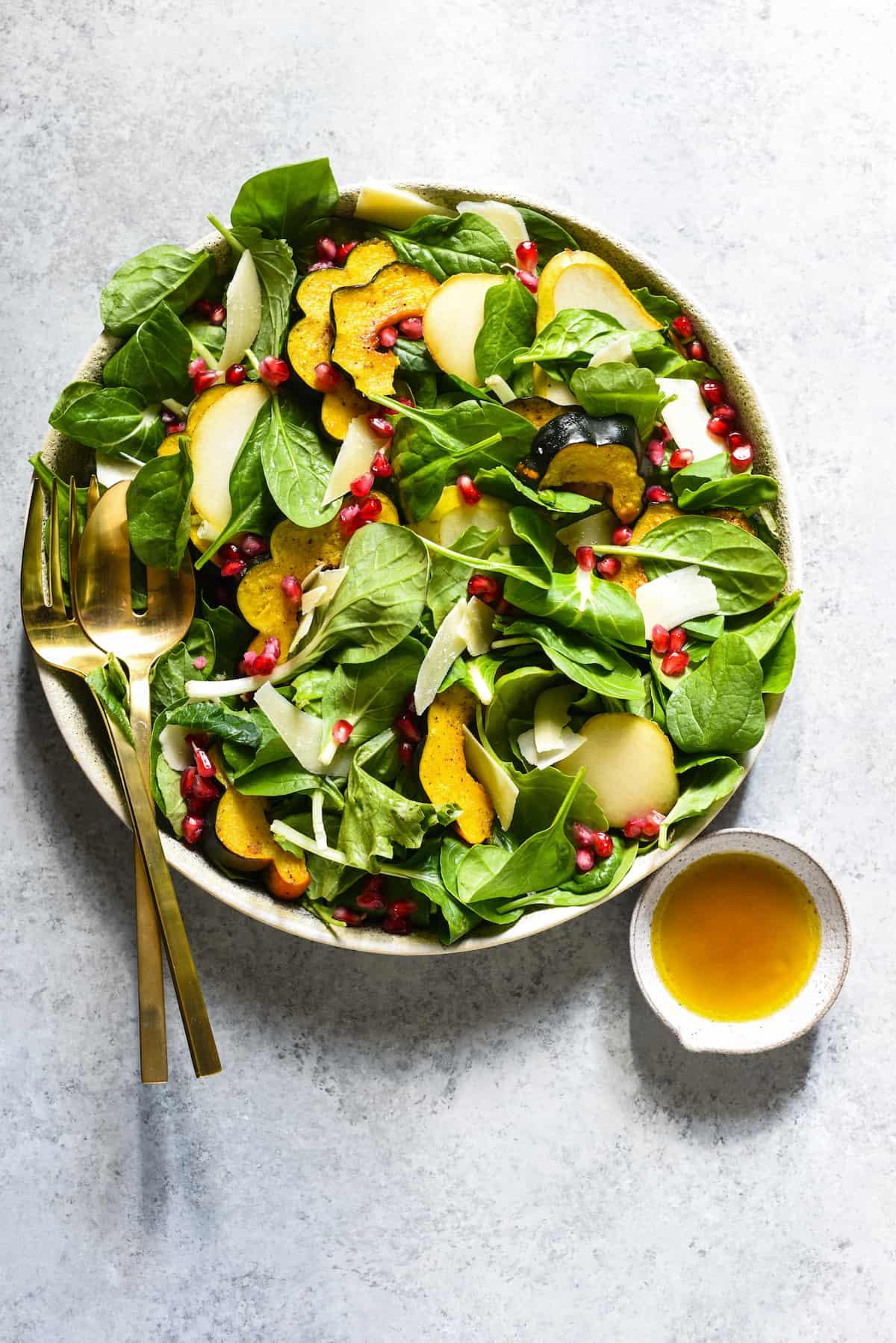 Really Good Thanksgiving Salad Foxes Love Lemons