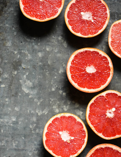 11 Grapefruit Recipes to Brighten Your Winter - Bring some happy flavor to a cold day with an appetizer, cocktail, breakfast, salad, lunch or dinner celebrating juicy, sweet grapefruit! | foxeslovelemons.com