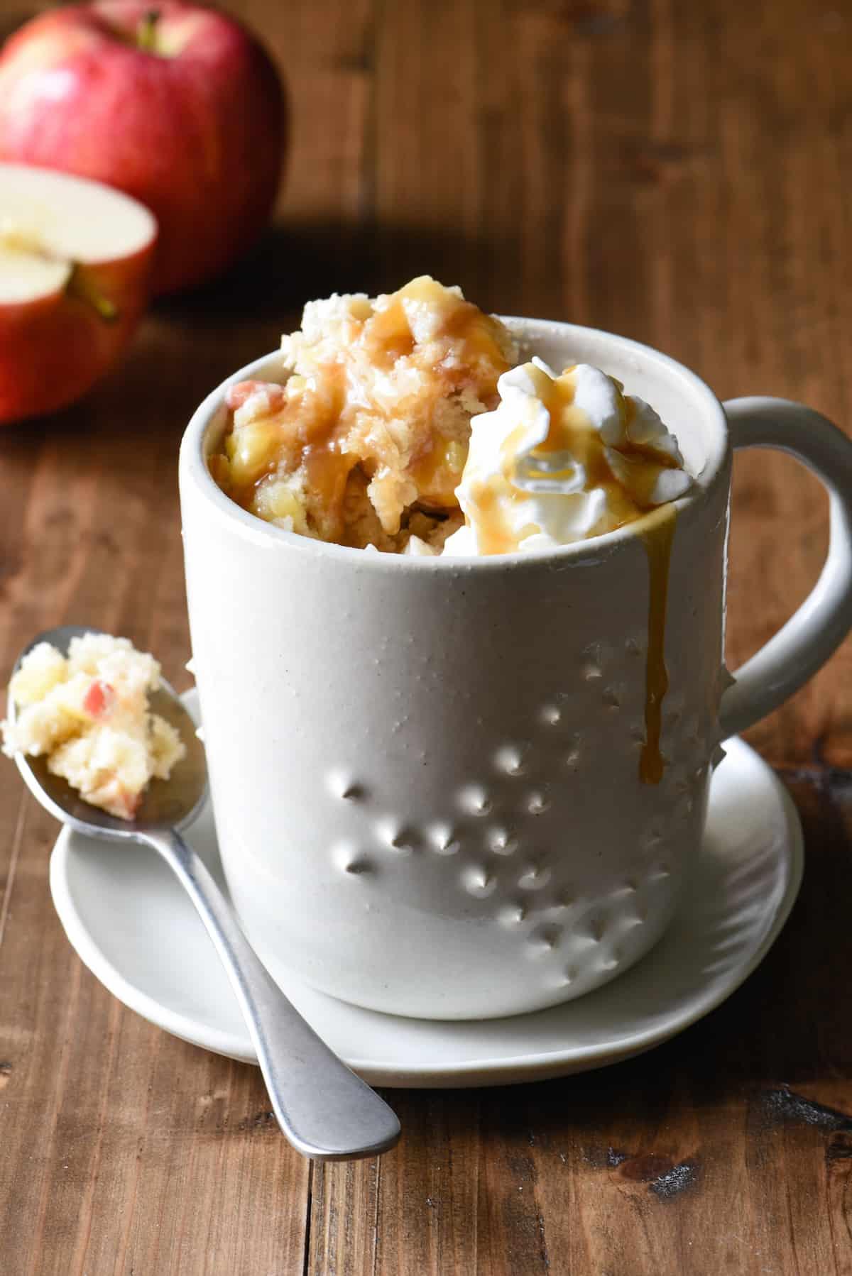 Savory Mug Cake Recipes